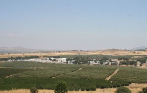 A UNDOF base in the Golan Heights