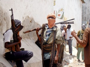 Boko Haram soldier
