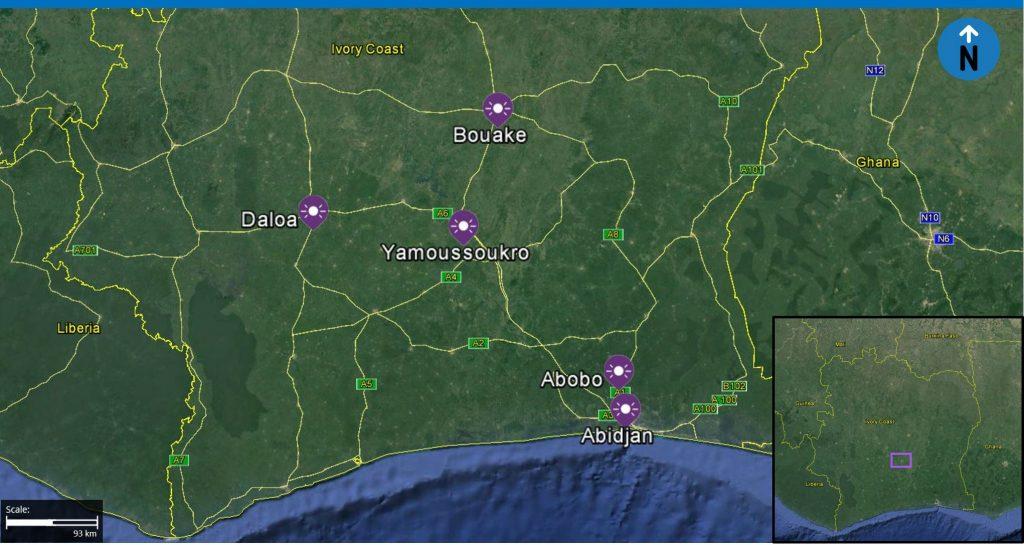 Ivory Coast Mutiny & Instability Analysis | MAX Security