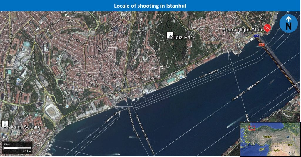 Turkey Analysis: 41 killed in New Year's shooting at Istanbul's Reina nightclub | MAX Security