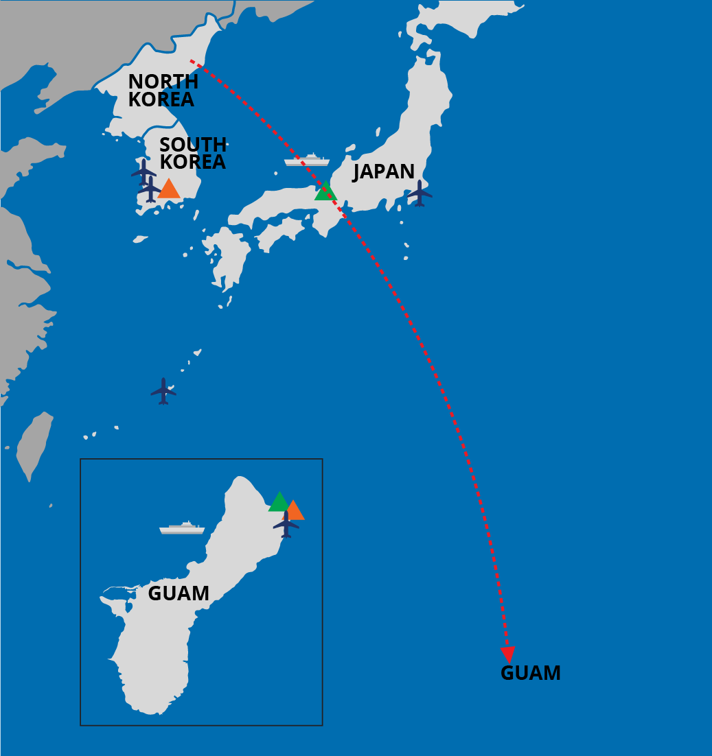 GUAM- Estimated Trajectory of North Korean Tensions Missile Launch_15.8-01 (002)
