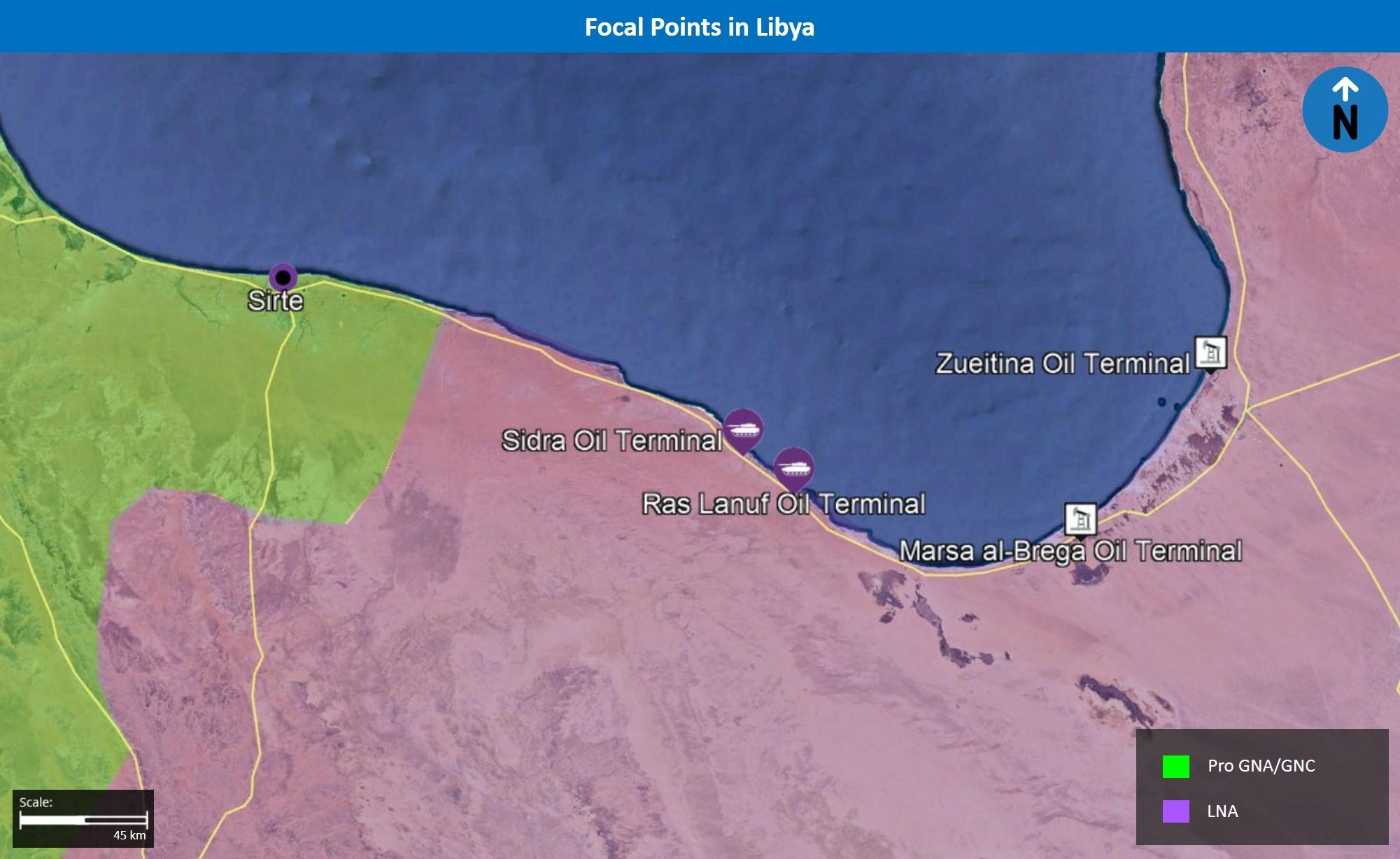 Resurgence of Islamist Groups linked to Libyan National